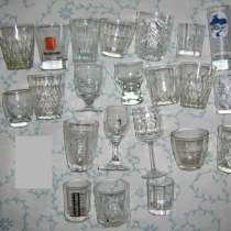 Коллекция рюмок, стопок, в Калининграде
