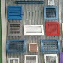 Вент, решетки, слуховые окна-ставни, экраны на радиаторы, в Новосибирске