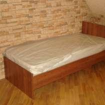 Кровати двухъярусные, односпальные на металлокаркасе, в Краснодаре