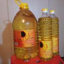 Рафинированное подсолнечное масло с завода, в Ростове-на-Дону