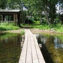 Дача на берегу озера в Нацпарке Браславские озера. Струсто, в г.Витебск