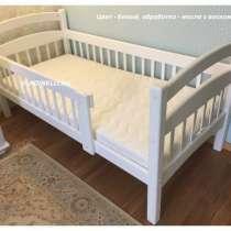 Кровати для детей из массива, в Екатеринбурге