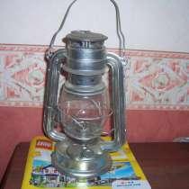 Лампа керосиновая из СССР, в Москве