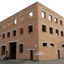 Здание 900 кв. м. недостроенное на Земле 2500 кв. м, в Чебоксарах