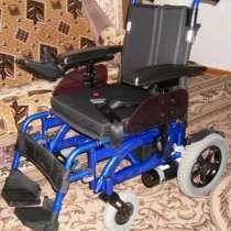 Инвалидная электрическая «ДЕЛЬТА ЭЛЕКТРО», в Омске