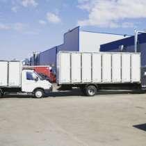 Фургоны от завода на грузовики, в Иванове