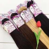 Натуральные волосы на капсулах !Доступно в рассрочку, в Новосибирске