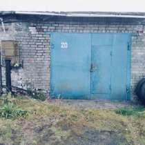 Продам кирпичный гараж, в Мурманске