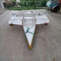 Морской каяк лодка, в Алуште