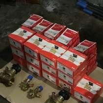 Куплю остатки Danfoss клапана задвижки краны шаровые, в Москве