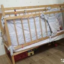 Детская кроватка, в Санкт-Петербурге