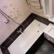 Ремонт ванной комнаты и санузла под ключ. Плиточник, в Нижнем Новгороде