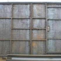 Технические и гаражные двери ООО ПрогрессСтрой, в Лобне