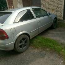 Opel Astra 1.7МТ, 2001, хетчбэк, в Костроме