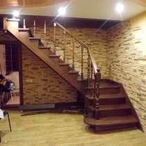 Лестницы на заказ в Красноярске, в Иркутске