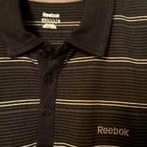 Рубашка-поло Reebok. Новая, в Новосибирске