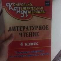 Литературное чтение 4 класс, в Перми