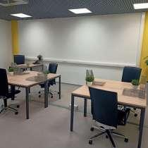 Офис №305 площадью 54 кв. м. на 12 сотрудников, в Москве