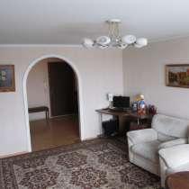 Продается трехкомнатная квартира, в Ульяновске