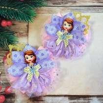Резиночки на волосы с принцессами, в Пензе