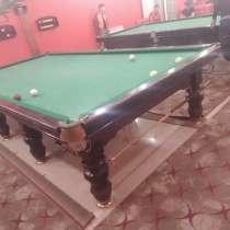 Профессиональная сборка бильярдных столов, в г.Шымкент