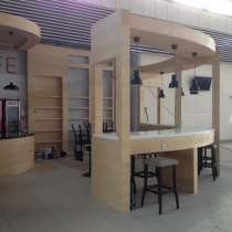 Эксклюзивный интерьер, мебель для кафе, ресторанов, в Анапе