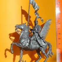 Оловянные солдатики конные. Стандарт 54 мм, в Магнитогорске
