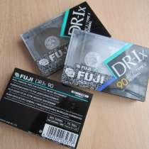Аудиокасеты FUJI DR-Ix 90. В наличии - 15 штук, в Челябинске