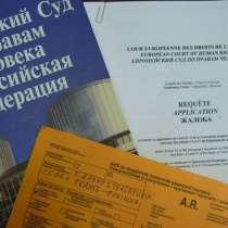 Европейский Суд по правам человека, международные отношения, в Новошахтинске