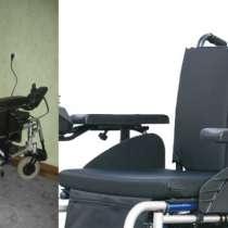 Инвалидная коляска с электроприводом Пауэр-10, в Екатеринбурге