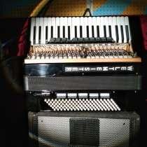 Ремонт аккордеон баян гармонь, в Москве