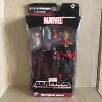 Фигурка Marvel Legends Infinite Series Captain Marvel, в Москве