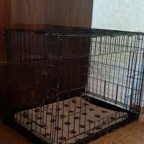 Клетка большая для собак, в Санкт-Петербурге