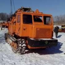 экскаватор ЭТЦ-252М, в Комсомольске-на-Амуре