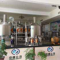 1000L крафтовая пивоварня, в г.Цзинань