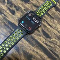 Часы Apple Watch 4 44 mm nike, в Орле