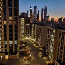 4-комнатная квартира 153кв.м.с отделкой в ЖК Red Side Пресня, в Москве