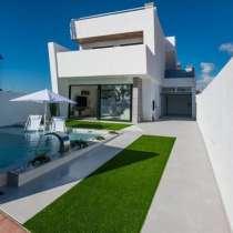 Недвижимость в Испании, Новая вилла в Сан-Хавьер, в г.San Javier