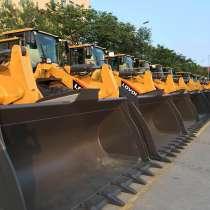 Поставка погрузчиков с грузоподъемностью 2,3,4,5,6 тонн, в г.Циндао