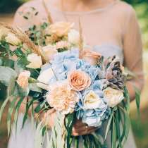 Свадебное оформление, декор, флористика, в Москве