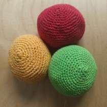 Мячики для жонглирования, в Москве