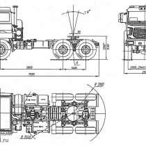 Новый Урал 44202, в Якутске