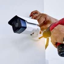 Установка видеонаблюдения, в г.Донецк