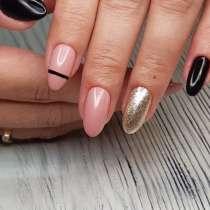 Маникюр+выравнивание ногтевой пластины+покрытие гель лак, в Волгограде