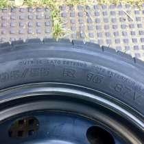 Штампованное колесо (запаска), в Королёве