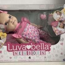 Кукла Luvabella Новорожденная малышка, в Москве