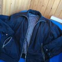 Мужская куртка ог 120 см рукав 63 см дл 67 см, в г.Могилёв
