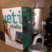 Микрофон Blue Yeti, в Твери