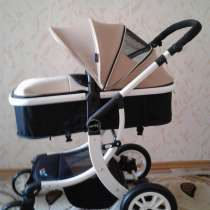 Продам коляску-трансформер зима-лето, в г.Петропавловск