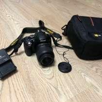 Зеркальный фотоаппарат Nikon d5100 kit 18-55, в Челябинске
